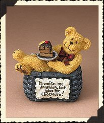 Boyds Bears Basketbearies Sweetie Bear