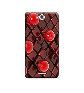 TransMute Premium Printed Back Case Cover With Full protection For inFocus M530 (Designer Case)