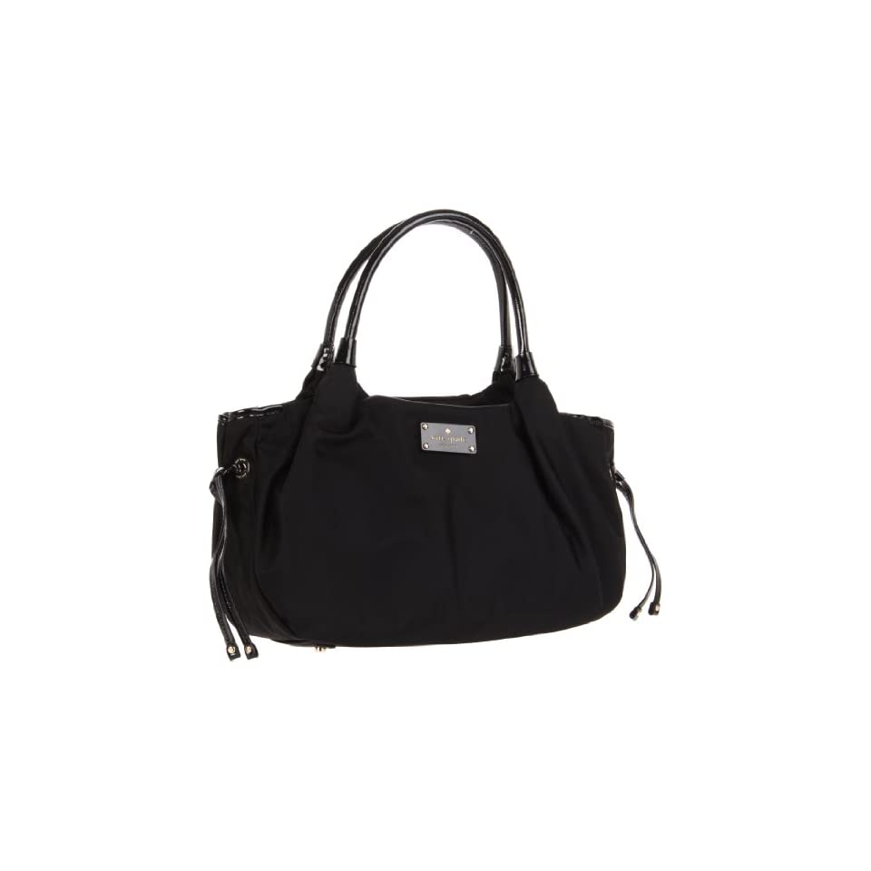Kate Spade New York Kate Spade Nylon Stevie Shoulder Bag,Black,One Size