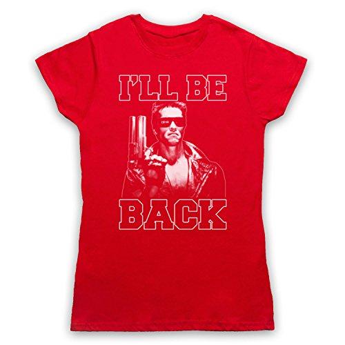 Terminator I'll Be Back Womens