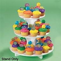 3 Tier Styrofoam Cupcake Stand