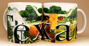 Texas - Coffee Mug