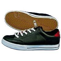 スケートシューズ ClRCA サーカ Lopez50 ブラック/ブラック/Lava Plaid