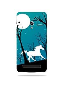 alDivo Premium Quality Printed Mobile Back Cover For Asus Zenfone 6 / Asus Zenfone 6 Back Case Cover (MKD169)