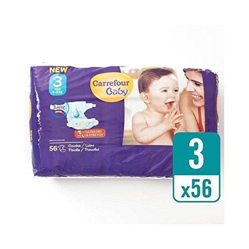 carrefour-bebe-tamano-ultra-seco-3-panales-paquete-esencial-56-por-paquete-paquete-de-2