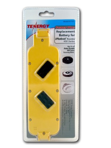 Card Tenergy Irobot Roomba 4905 Aps Battery Replacement