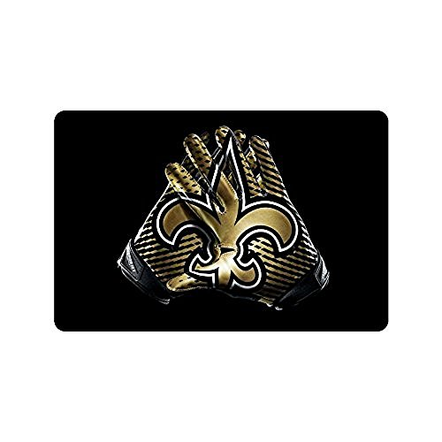New Orleans Saints Welcome Mat Saints Welcome Mat Saints Welcome Mats