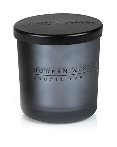 Modern Alchemy 11-Oz. Satin Finish Candle, Silver