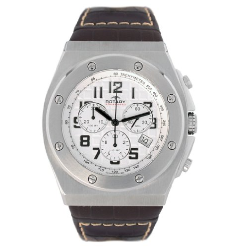 Rotary Men's Aquaspeed Strap Watch AGS00022/C/18