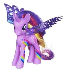 My Little Pony Deluxe Rainbow Princess Twilight Sparkle