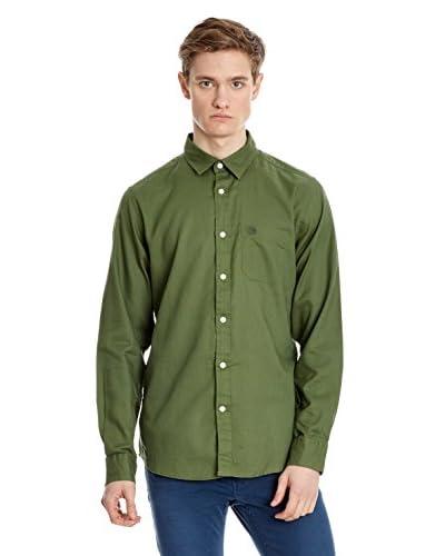 Springfield Camicia Uomo [Verde Bosco]