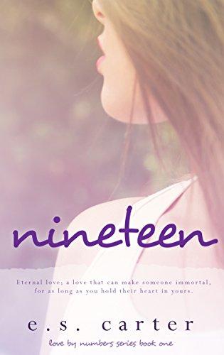 Nineteen by E.S. Carter ebook deal