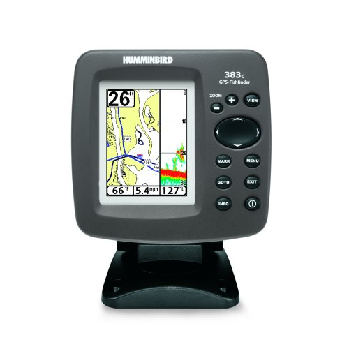 fish finder gps combo humminbird 383c combo 3 5 inch