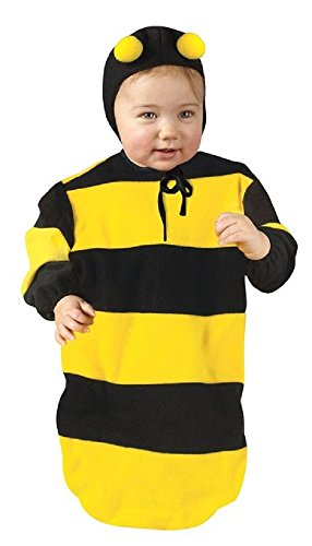 Baby Honey Bee Bunting Costume Size 0-9 Months