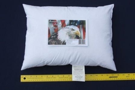 America's Best Pillow Toddler/travel Pillow (13x18x3.5)