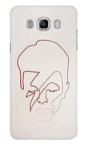 Dreambolic One Line Aladdin Mobile Back Cover