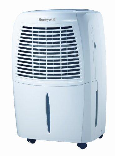 Honeywell HDH-142 Compact Dehumidifier 40 Pints/19 Litres (White)