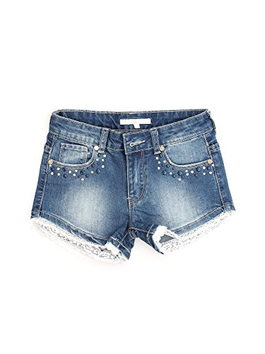 SILVIAN HEACH SCIESA DENIM SHORTS Bambina DENIM 7Y