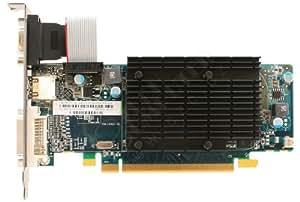 Sapphire HD5450 Carte graphique AMD HM PCI-E HDMI DVI-I VGA W 512 Mo DDR3 VRAM