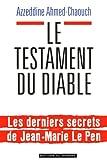 echange, troc Azzeddine Ahmed-Chaouch - Le testament du diable