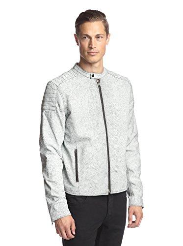 LOT78 Men's Centre Zip Front Jacket