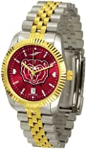 "SW Missouri State Bears NCAA AnoChrome ""Executive"" Mens Watch"