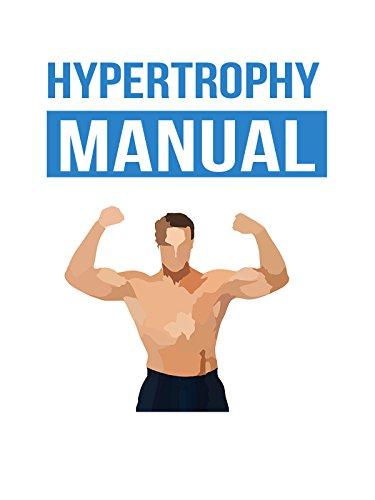 Hypertrophy Manual on Amazon Prime Video UK