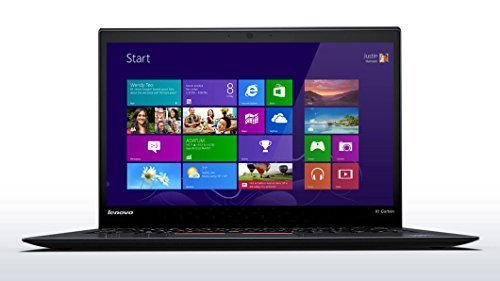 Lenovo ThinkPad X1 Carbon 20BS 14-Inch Ultrabook (2.20 GHz Intel Core i5-5200U...