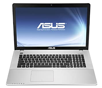 "Asus X750JB-TY029H Ordinateur Portable 17,3"" (43,94 cm) Intel Core i7 4700HQ 2,4 GHz 1 To 8192 Mo Nvidia GeForce GT740M 2048 Mo Windows 8 Gris"