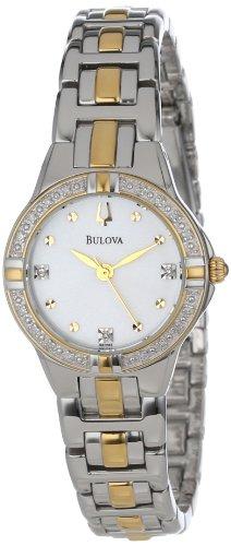 BULOVA 宝路华 98R166 女款时装手表 $134.02(约¥900)