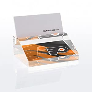 NHL Philadelphia Flyers Team Business Card Holder
