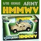 1/72 ハンビー US ARMY HMMWV 6種セット