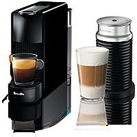 Nespresso Essenza Mini Espresso Machine with Aeroccino 3 Frother
