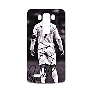 Amazon.com: soccer is my life cr7 For Phone Case LG G3: Cell Phones