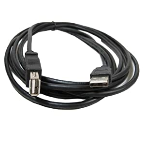 USB 2.0 Extension Cable Type A Male to Type A Female 6 ft, Black