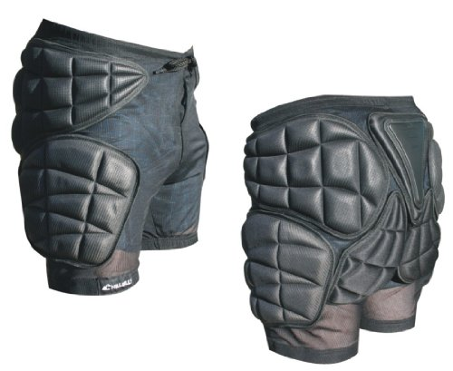 Hillbilly Impact Shorts, Small (Padded Snowboard Shorts compare prices)