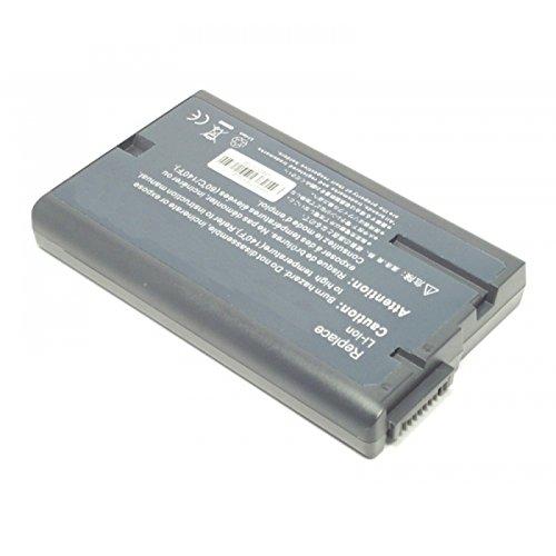 Batterie pour ordinateur portable SONY K76P, 8 cellules, Li-Ion, 14,8 V, 4400 mAh, gris foncé