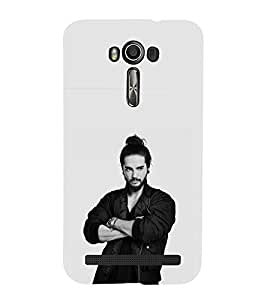 printtech Hollywood Personality Back Case Cover for Asus Zenfone 2 Laser ZE500KL / Asus Zenfone 2 Laser ZE500KL (5 Inches)