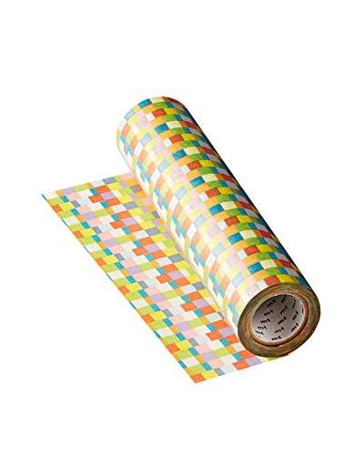 mt Masking Tape 32.8 ft./7.9″ Checkered Casa Tape Single, Multi