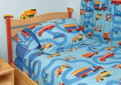 Trucks Headboard - Twin