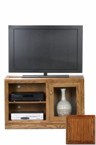 "Heritage 42"" TV Stand Finish: Dark Oak"