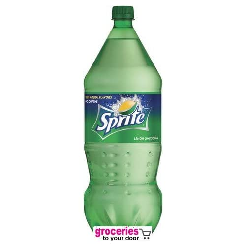 sprite soda 2 liter bottle pack of 6 soda soft drinks grocery gourmet food. Black Bedroom Furniture Sets. Home Design Ideas