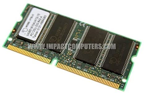 HP 128MB SDRAM MEMORY, F1622C