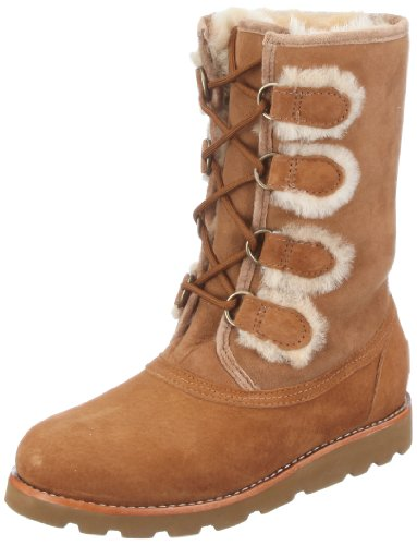 Womens UGG Australia Rommy Boot Chestnut 7