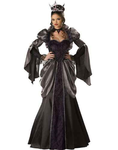 Spirit Theatrical Quality Wicked Queen Womens Costume Small