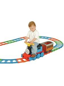 Thomas & Friends - Thomas Train Ride On & 22pc Track Set