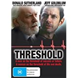 "Threshold [Australien Import]von ""Donald Sutherland"""