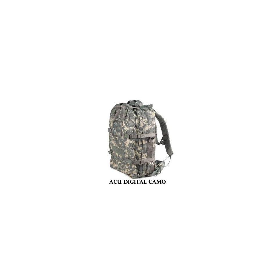 Elite First Aid Tactical Trauma Kit #3 (W/ACU Bag) Health on