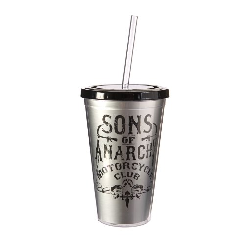 Sons Of Anarchy Motorcycle Club Acrylic Travel Cup