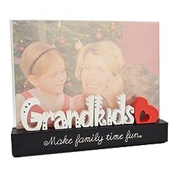 5x7 Baby Picture Frame Grandkids Desktop Expressions Frames